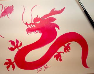 Dragon8-100 by Marimaru