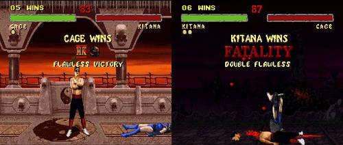 MK II - Flawless Victory