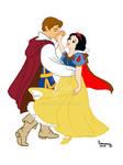 01.Blancanieves y el principe