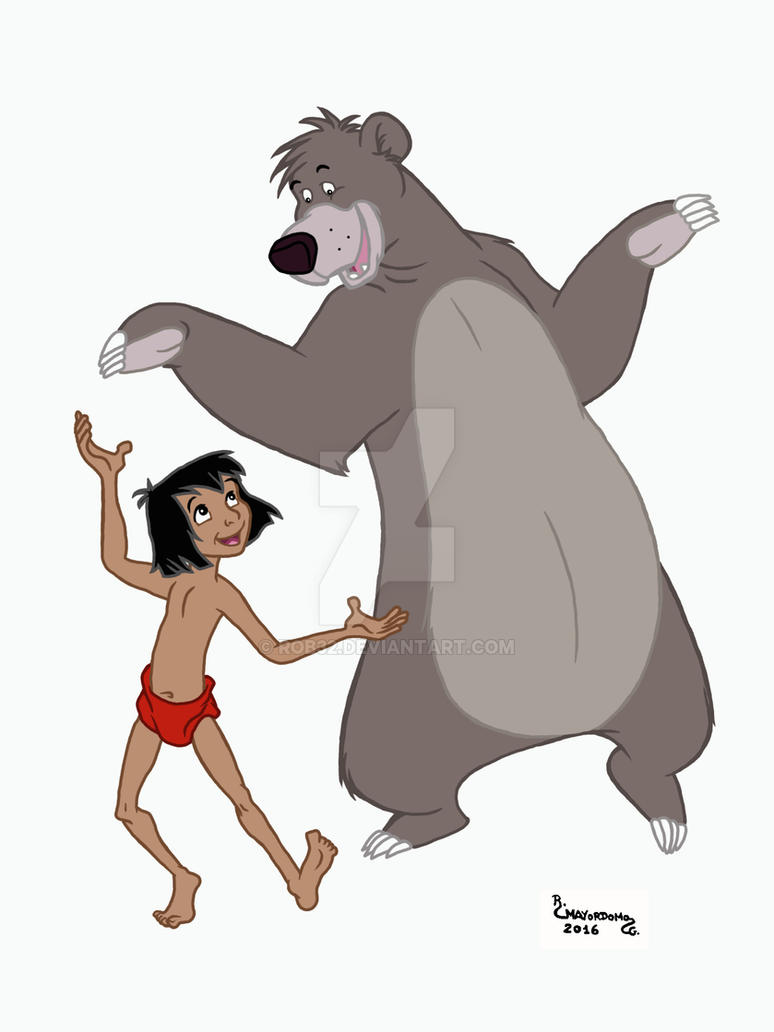 mowgli and baloo relationship questions