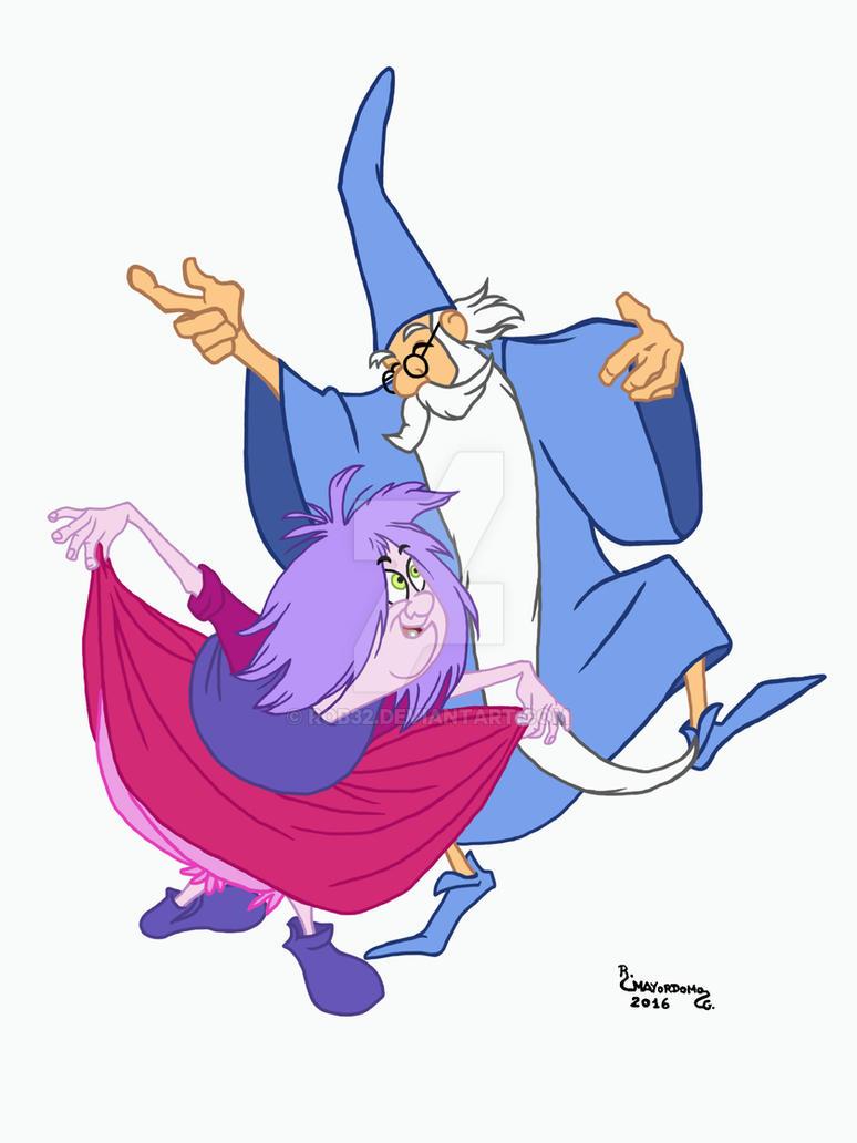 Y Merlin