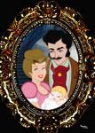 12.PARENTS OF CINDERELLA, DISNEY