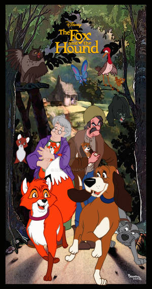 24. THE FOX AND THE HOUND