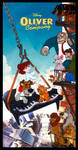 27. OLIVER AND COMPANY, DISNEY!!! by Rob32