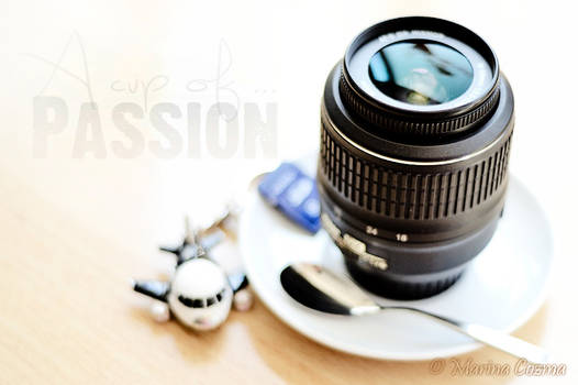 A cup of passion