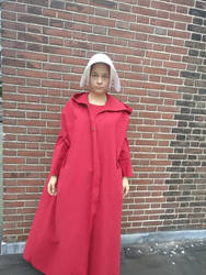 Inspired by the Handmaid's tale