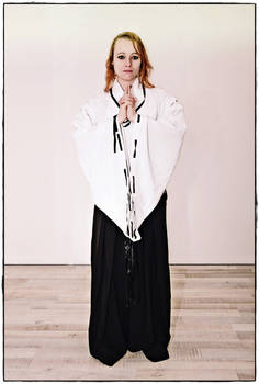 Is inspired by the character Kikyo