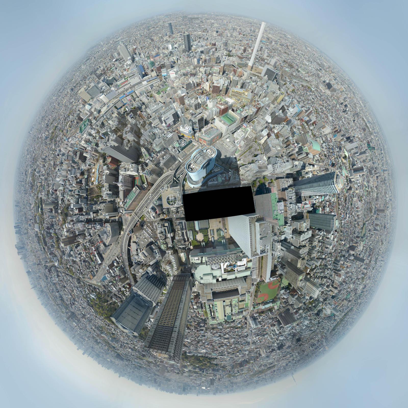 Ikebukuro Moon City by spooky-epiic