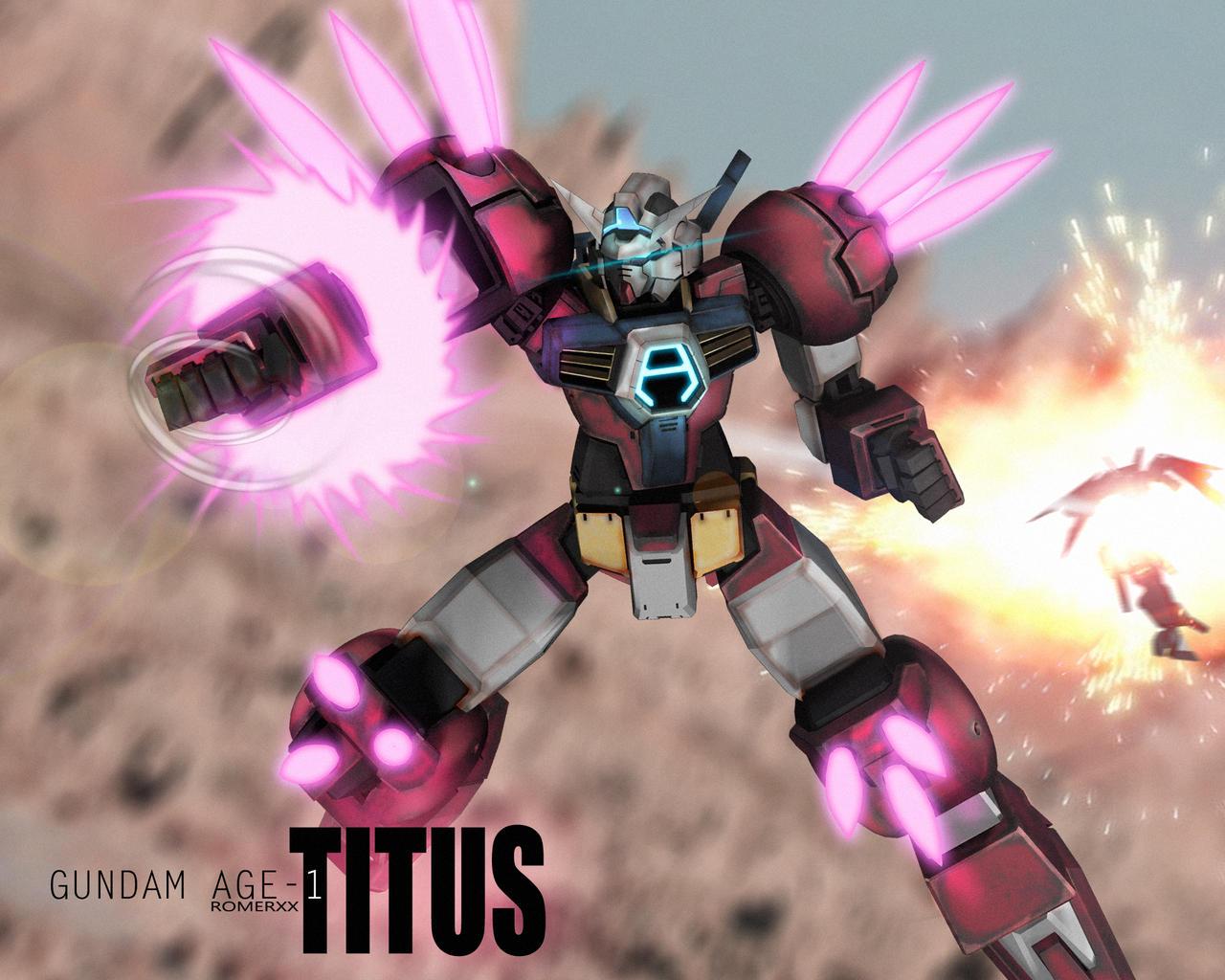 Random Gundam CG database Gundam_age_1_titus_by_romerskixx-d5r8m36