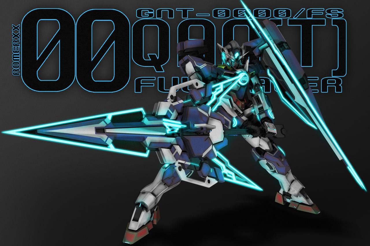 Random Gundam CG database Gnt_0000_fs_00_qan_t__fullsaber_by_romerskixx-d5tbev0