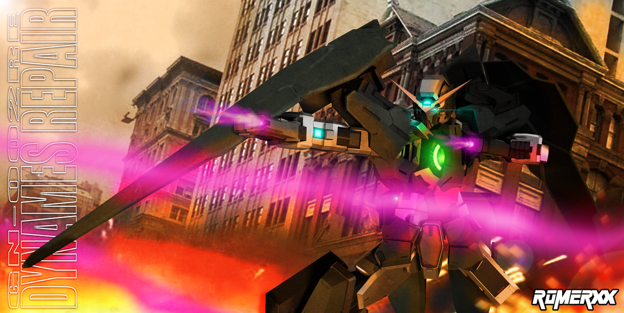 Random Gundam CG database Gn_002re_gundam_dynames_repair_by_romerskixx-d661ao2