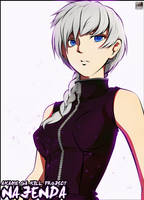 Najenda - Akame ga Kill [PROJECT] by romerskixx