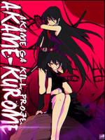 Akame/Kurome - Akame Ga Kill [PROJECT] by romerskixx