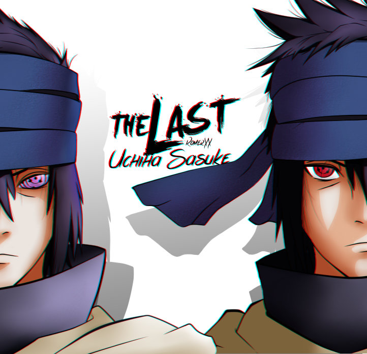 uchiha sasuke the last by romerskixx on deviantart