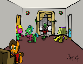 Prompt Christmas by EbbySharp