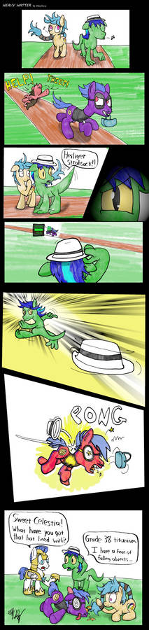Heavy Hatter