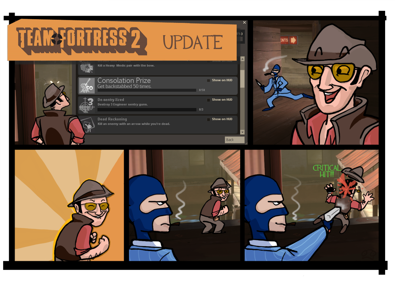TF2- Achievement Update by Fig404