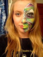 Monster Facepaint