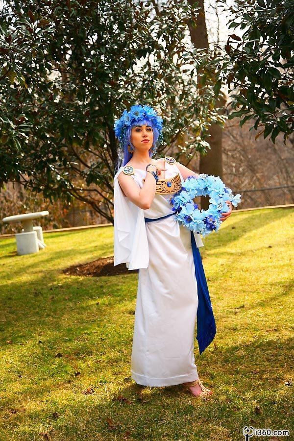 Greek Goddess Umi by AngelSamui
