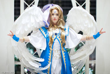 Belldandy - My Open Arms Will Welcome You by AngelSamui