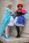 Lolita Frozen Sisters