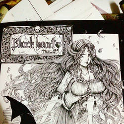 my manga by HangpuyWitch