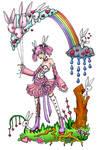 Sweet Lolita Bunny Girl