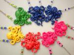 Octo necklaces