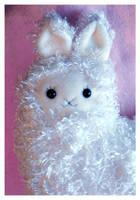 Llama Love Plush by pookat