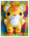 Megan's Baby Tiger Plush