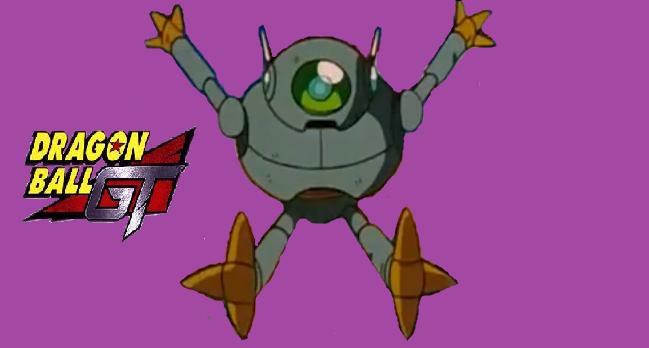 Maquina mutante Planeta M2 DBGT by minguinpingu05