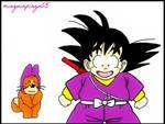 Shu outfit Goku