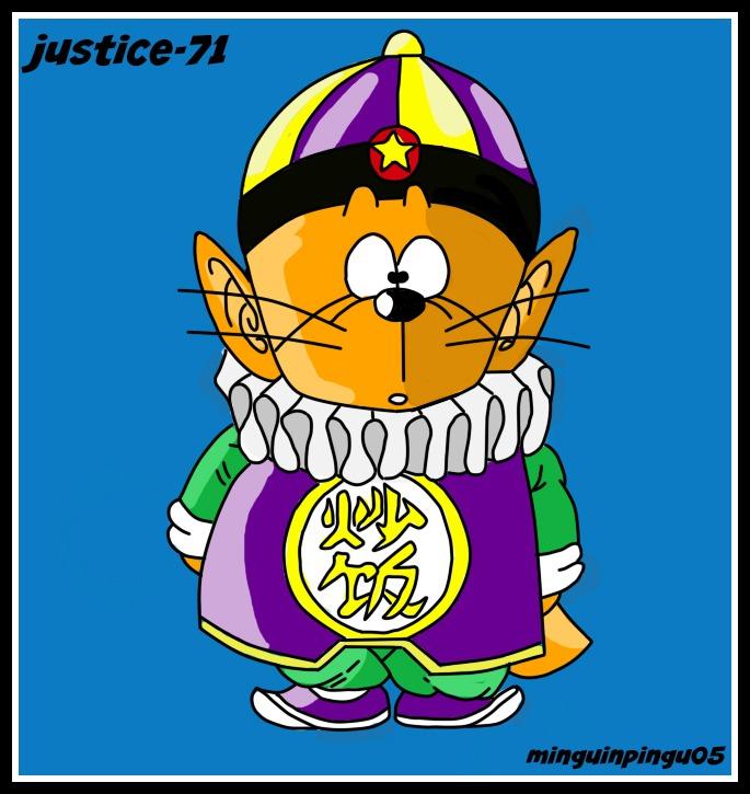 By justice-71 by minguinpingu05