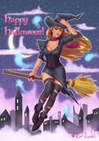 Happy Halloween! by EyalDegabli