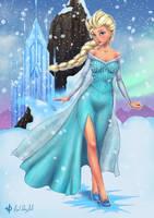 Elsa by EyalDegabli