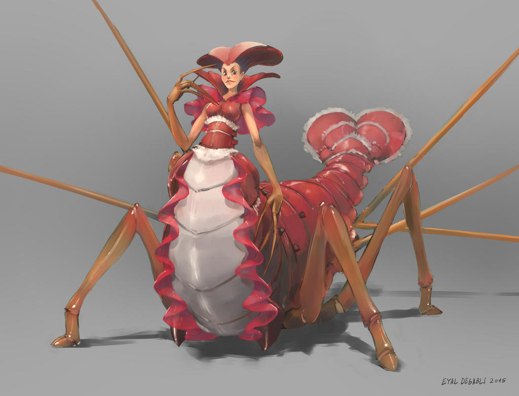 Queen of Hearts by EyalDegabli