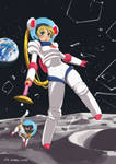 Sailor Moon Lander