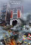 Ghostbusters III poster B