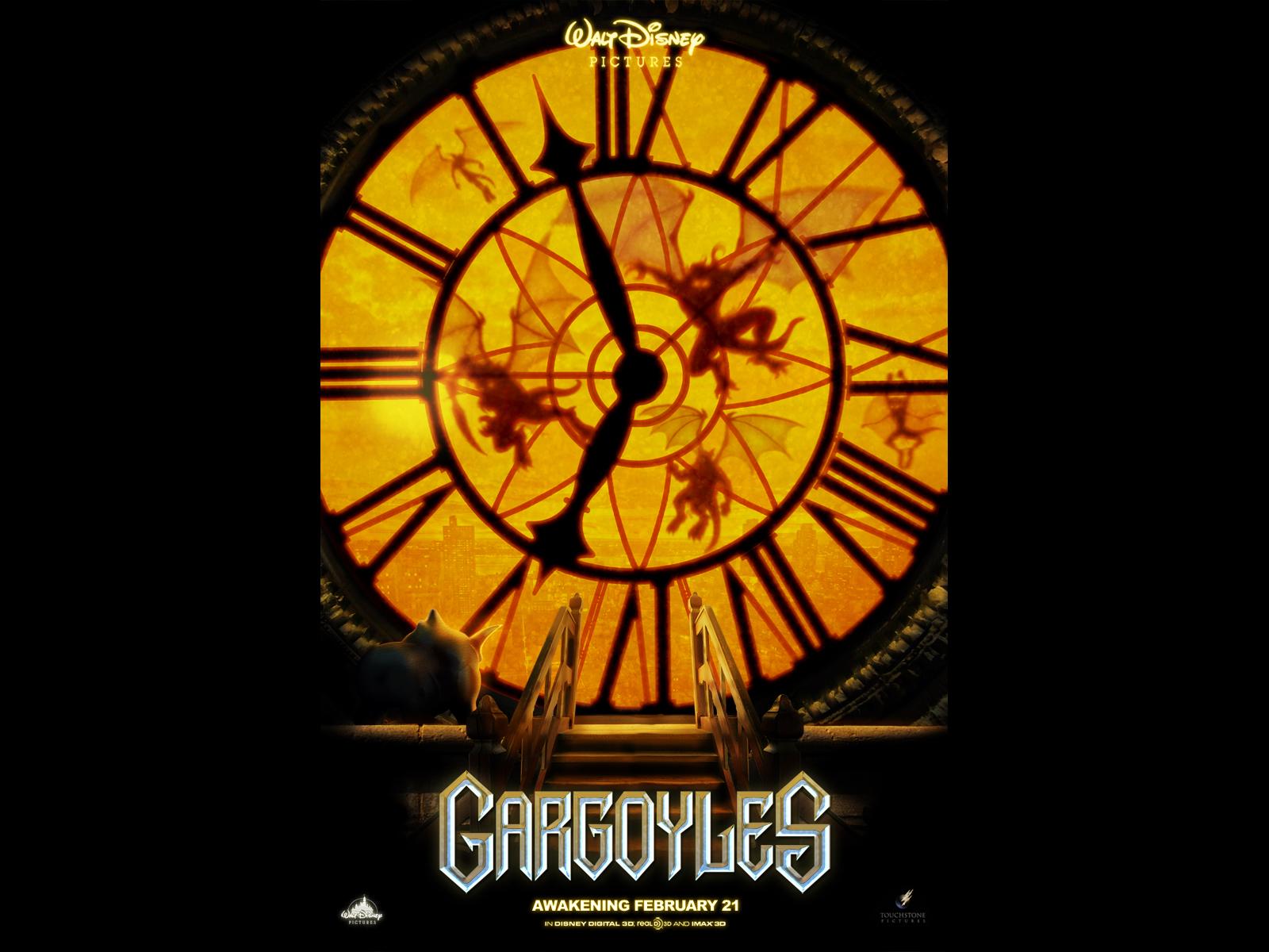 Gargoyles Wallpaper