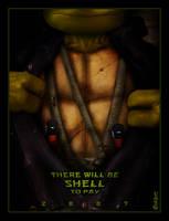 TMNT IV fan teaser poster by fixer79