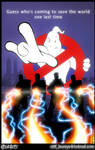 Ghostbusters III teaser poster by fixer79