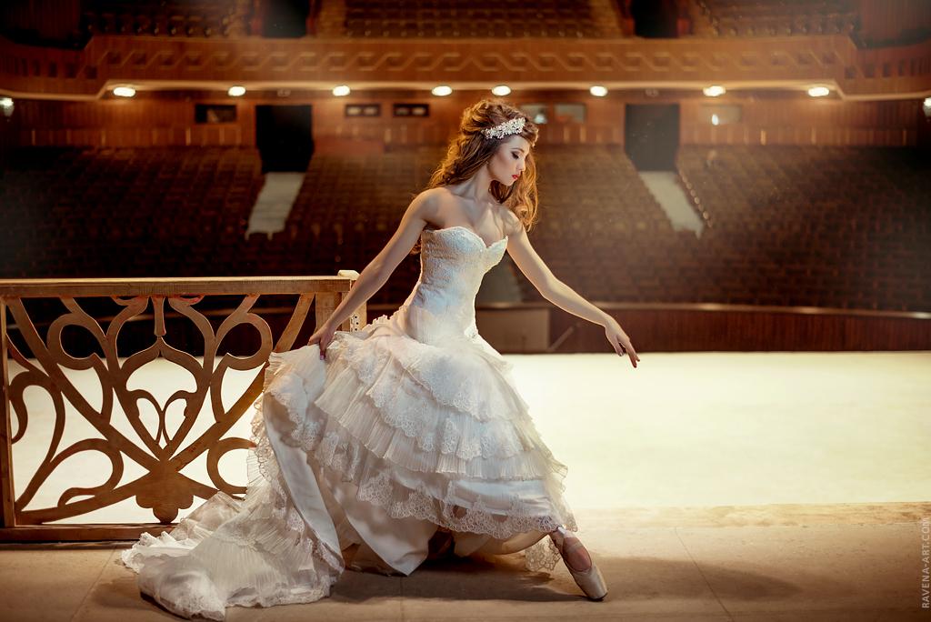 Ballet by RavenaJuly