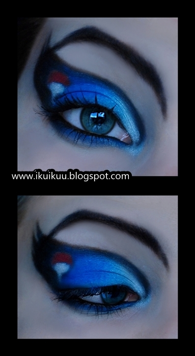 Uchiha clan make up by IkuLestrange
