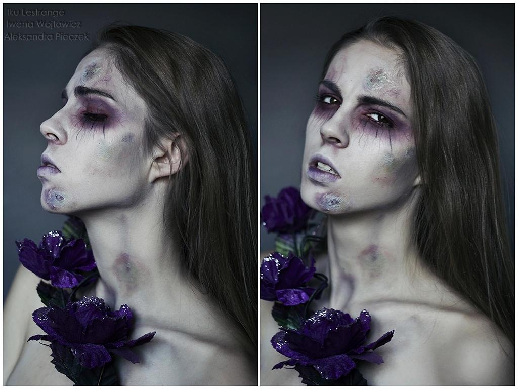 Ms. Zombie by IkuLestrange