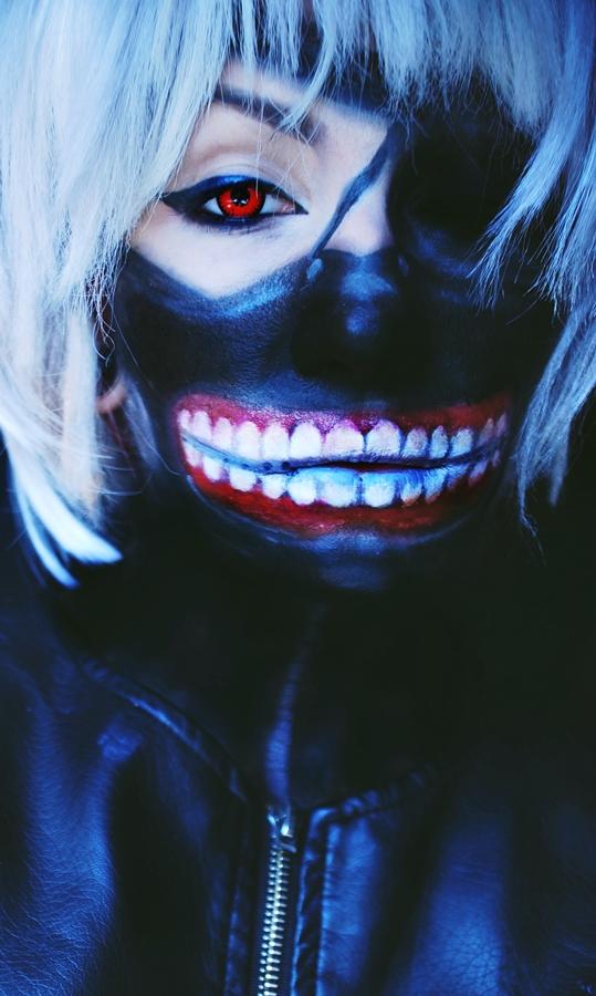 Tokyo Ghoul : Kaneki2 by IkuLestrange