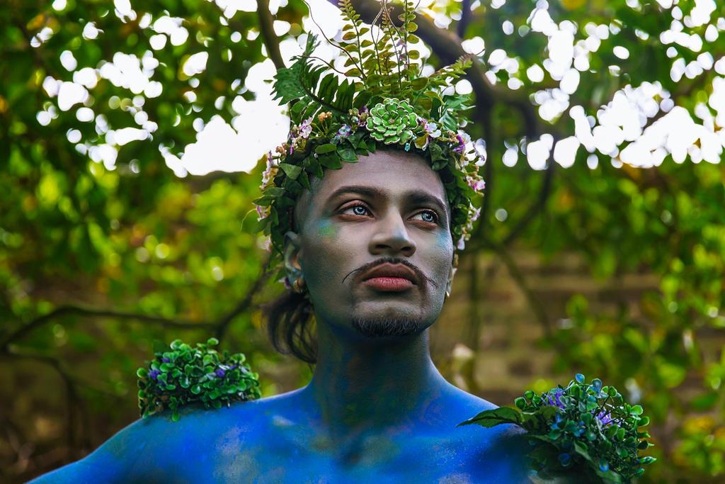 The Fairy King by IkuLestrange