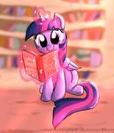 Twilight is reading