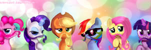 My Little Pony: Mustaches are Magic