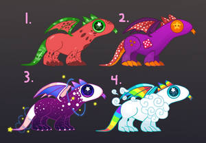 [CLOSED] Blep Dragon Adopts (PayPal only!)