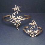 Dragon Bracelet and Armband